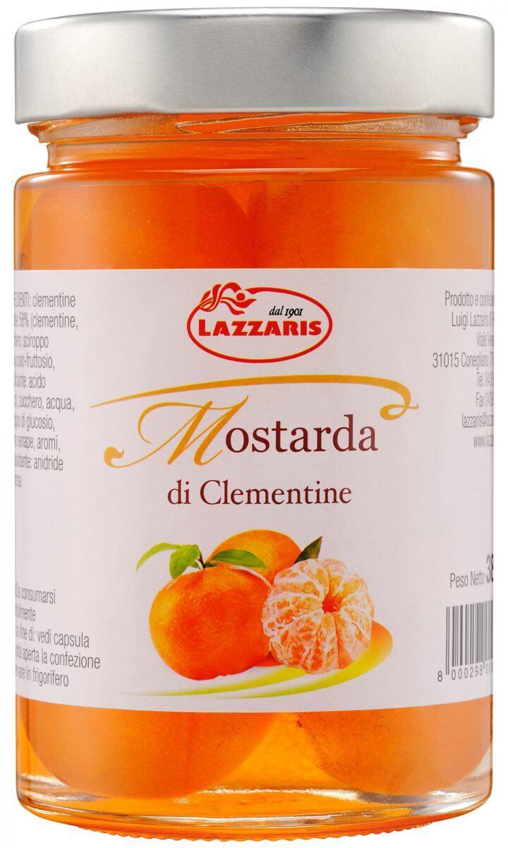 Clementine Mostarda