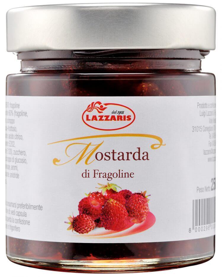Mostarda di Fragoline