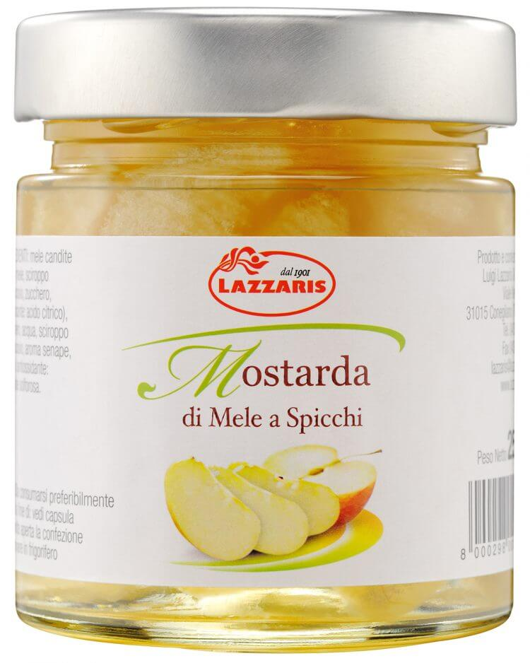 Sliced Apple Mostarda
