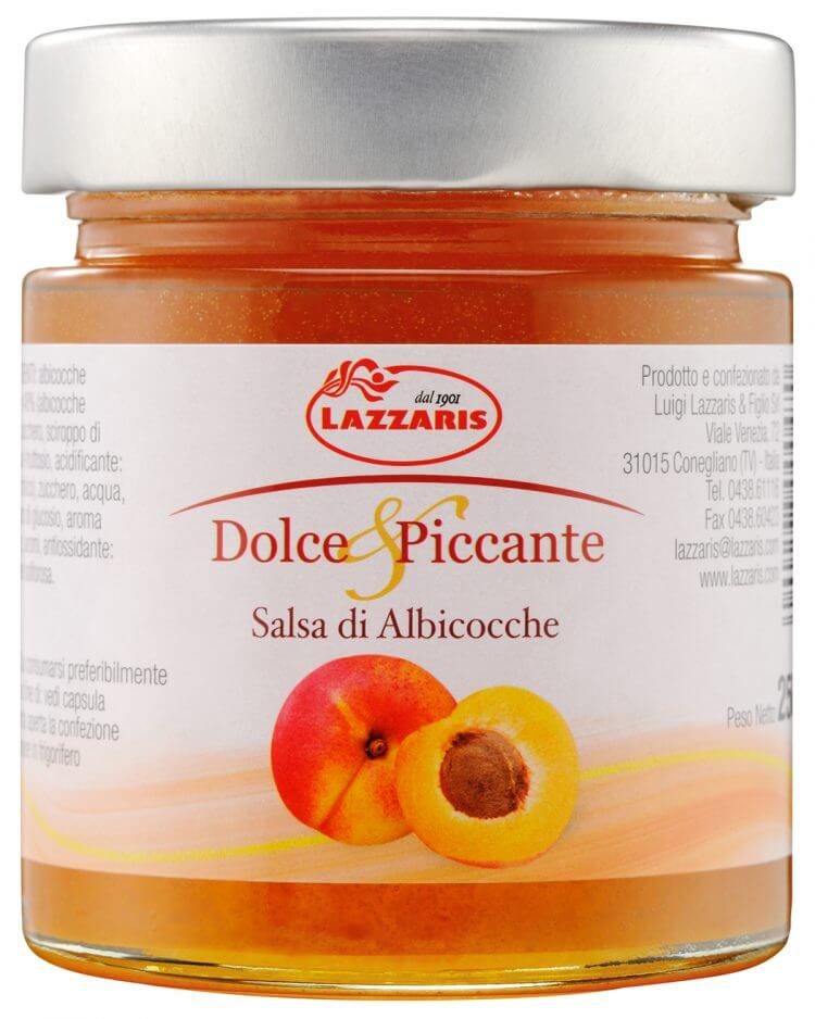 Salsa di Albicocca