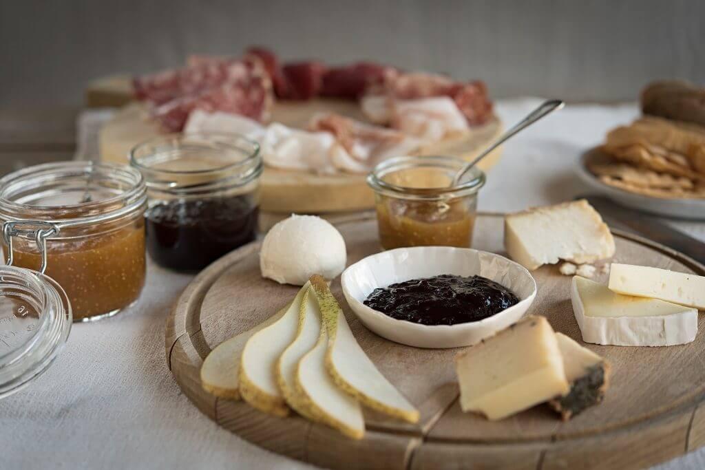 Mostarda Fichi: abbinamento con formaggi