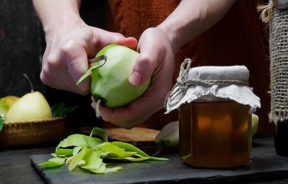Come si prepara la mostarda di pere