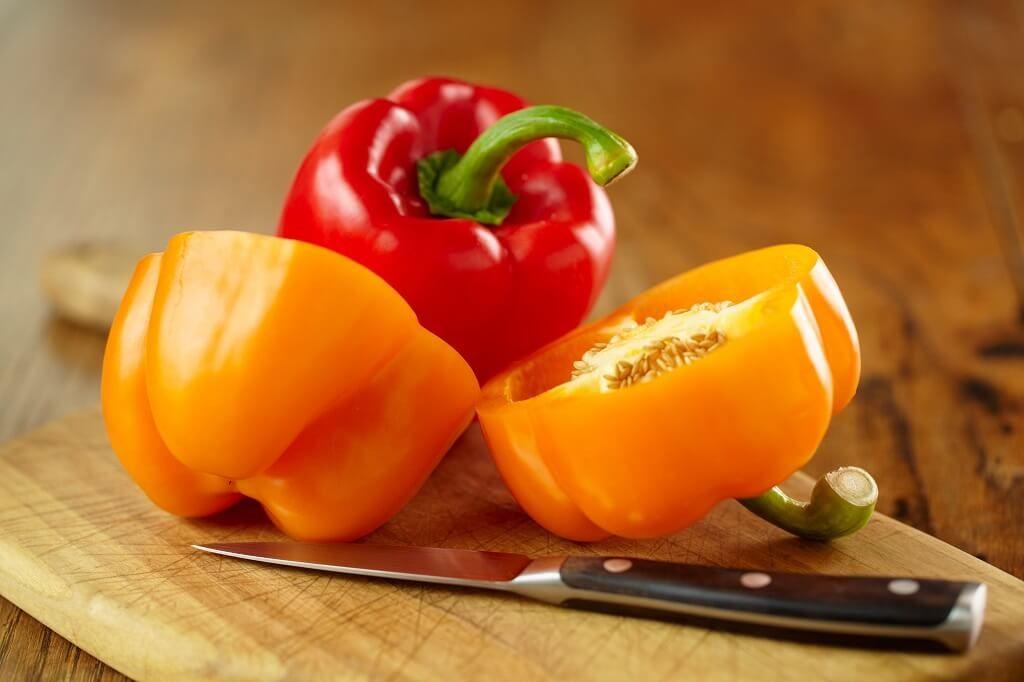 Peperoni: preparazione per la salsa