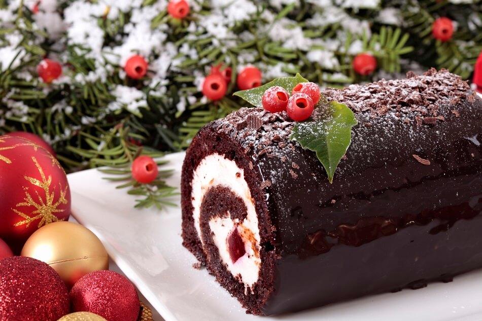 Tronchetto di Natale - 5 idee per dolci di Natale